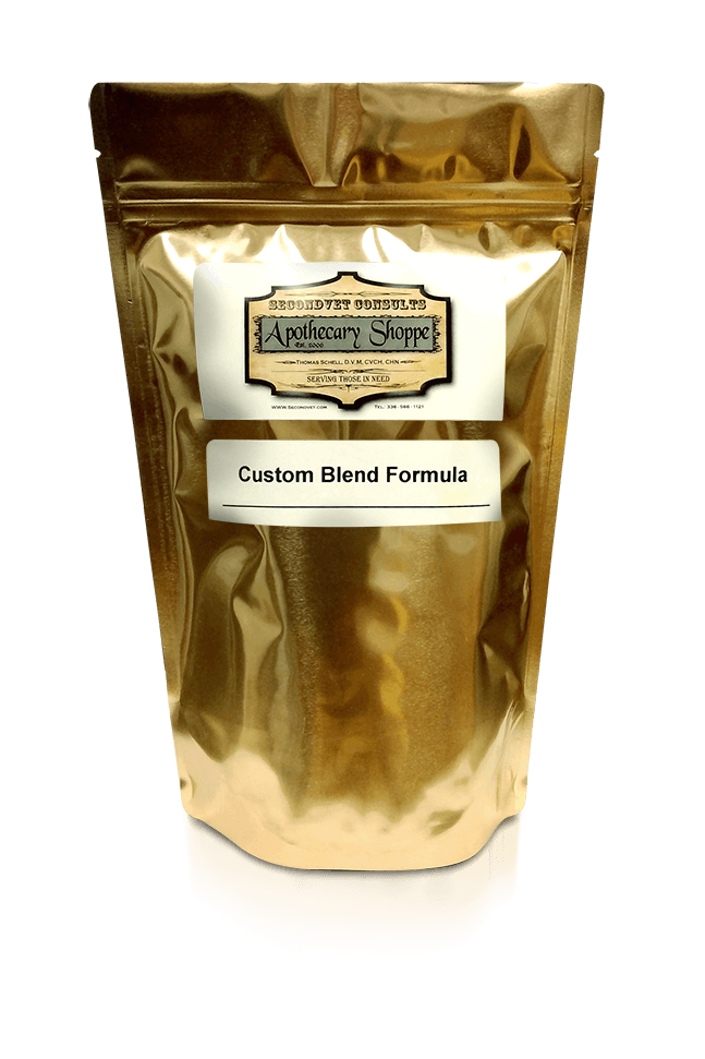 Apothecary Shoppe Custom Blend LOW
